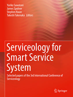 Kwan, Stephen - Serviceology for Smart Service System, ebook