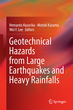 Hazarika, Hemanta - Geotechnical Hazards from Large Earthquakes and Heavy Rainfalls, e-bok