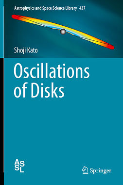 Kato, Shoji - Oscillations of Disks, ebook
