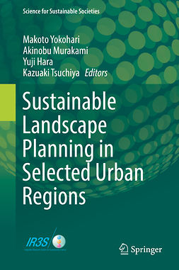 Hara, Yuji - Sustainable Landscape Planning in Selected Urban Regions, e-bok