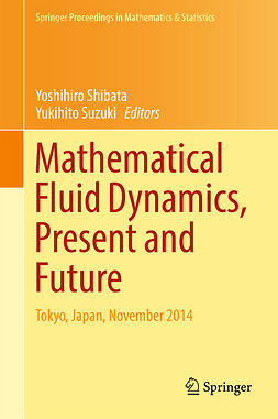 Shibata, Yoshihiro - Mathematical Fluid Dynamics, Present and Future, ebook