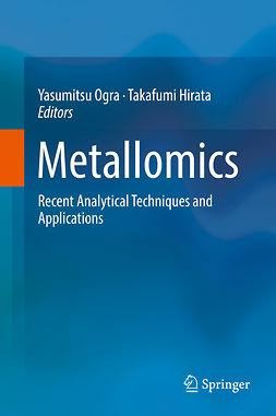 Hirata, Takafumi - Metallomics, ebook