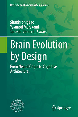 Murakami, Yasunori - Brain Evolution by Design, ebook