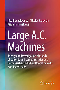 Boguslawsky, Iliya - Large A.C. Machines, ebook