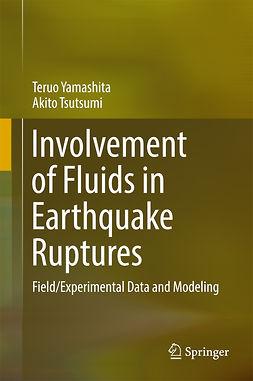 Tsutsumi, Akito - Involvement of Fluids in Earthquake Ruptures, ebook
