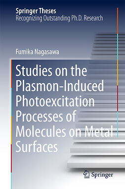 Nagasawa, Fumika - Studies on the Plasmon-Induced Photoexcitation Processes of Molecules on Metal Surfaces, ebook