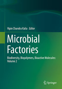 Kalia, Vipin Chandra - Microbial Factories, ebook