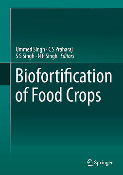 Praharaj, C S - Biofortification of Food Crops, ebook