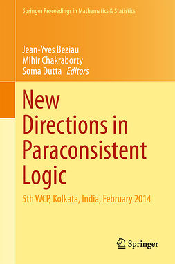 Beziau, Jean-Yves - New Directions in Paraconsistent Logic, ebook