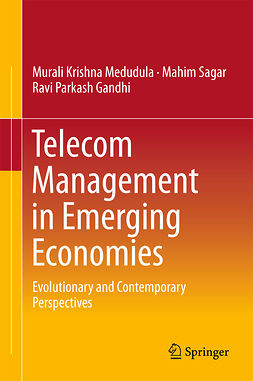 Gandhi, Ravi Parkash - Telecom Management in Emerging Economies, ebook
