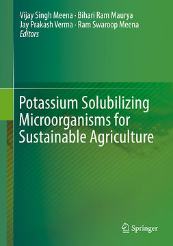 Maurya, Bihari Ram - Potassium Solubilizing Microorganisms for Sustainable Agriculture, e-bok
