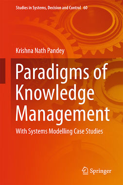Pandey, Krishna Nath - Paradigms of Knowledge Management, ebook