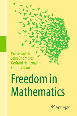 Cartier, Pierre - Freedom in Mathematics, ebook