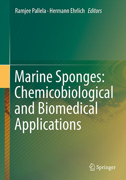 Ehrlich, Hermann - Marine Sponges: Chemicobiological and Biomedical Applications, e-bok