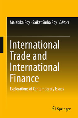 Roy, Malabika - International Trade and International Finance, e-kirja