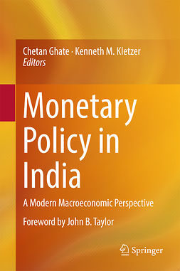 Ghate, Chetan - Monetary Policy in India, ebook