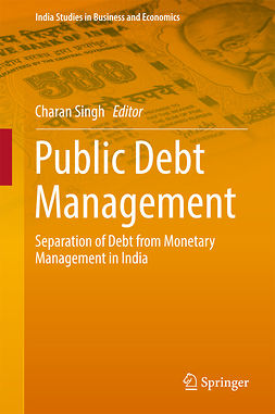 Singh, Charan - Public Debt Management, ebook