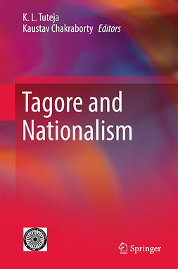 Chakraborty, Kaustav - Tagore and Nationalism, e-bok