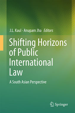 Jha, Anupam - Shifting Horizons of Public International Law, ebook