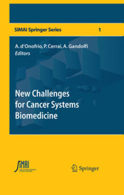 Cerrai, Paola - New Challenges for Cancer Systems Biomedicine, e-bok