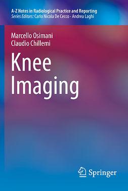 Chillemi, Claudio - Knee Imaging, e-kirja