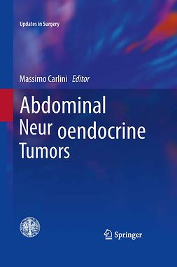 Carlini, Massimo - Abdominal Neuroendocrine Tumors, e-bok