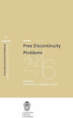 Fusco, Nicola - Free Discontinuity Problems, ebook