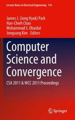 Chao, Han-Chieh - Computer Science and Convergence, e-kirja