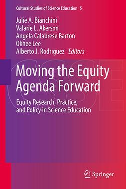 Akerson, Valarie L. - Moving the Equity Agenda Forward, e-kirja