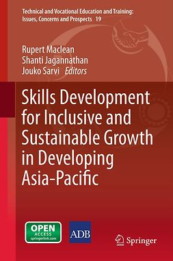Jagannathan, Shanti - Skills Development for Inclusive and Sustainable Growth in Developing Asia-Pacific, e-kirja