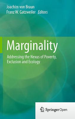 Braun, Joachim von - Marginality, ebook