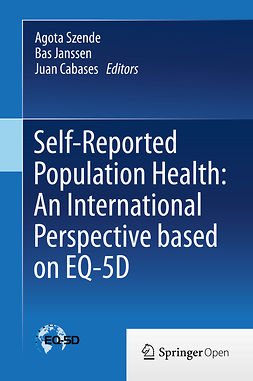 Cabases, Juan - Self-Reported Population Health: An International Perspective based on EQ-5D, ebook