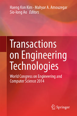 Amouzegar, Mahyar A. - Transactions on Engineering Technologies, ebook