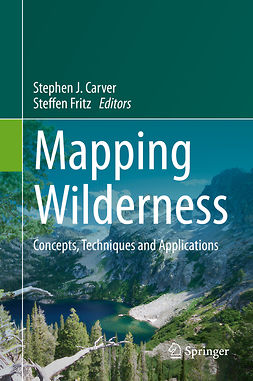 Carver, Stephen J. - Mapping Wilderness, ebook