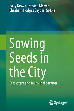 Brown, Sally - Sowing Seeds in the City, ebook