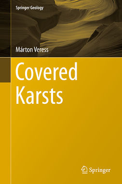 Veress, Márton - Covered Karsts, ebook