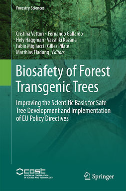 Fladung, Matthias - Biosafety of Forest Transgenic Trees, ebook