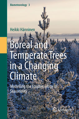 Hänninen, Heikki - Boreal and Temperate Trees in a Changing Climate, ebook