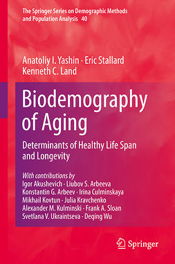Land, Kenneth C. - Biodemography of Aging, e-bok