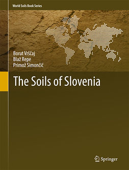 Repe, Blaž - The Soils of Slovenia, ebook
