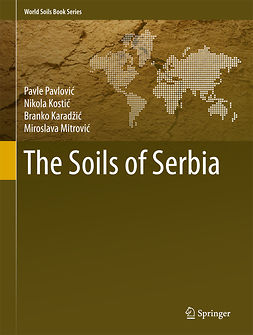 Karadžić, Branko - The Soils of Serbia, ebook