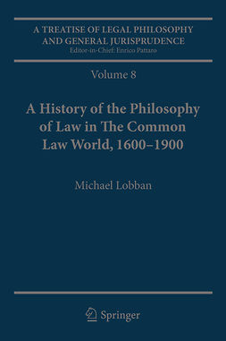 Lobban, Michael - A Treatise of Legal Philosophy and General Jurisprudence, e-kirja