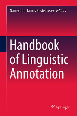 Ide, Nancy - Handbook of Linguistic Annotation, ebook