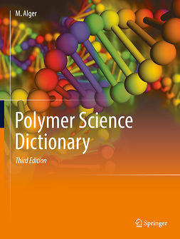 Alger, Mark - Polymer Science Dictionary, ebook
