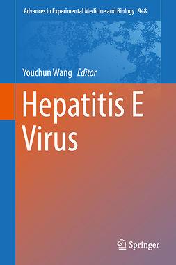 Wang, Youchun - Hepatitis E Virus, ebook