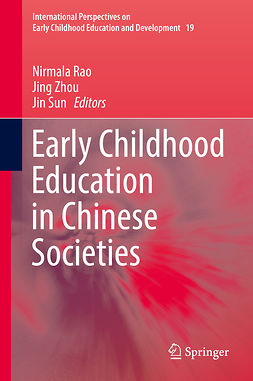 Rao, Nirmala - Early Childhood Education in Chinese Societies, ebook