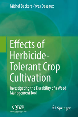 Beckert, Michel - Effects of Herbicide-Tolerant Crop Cultivation, ebook