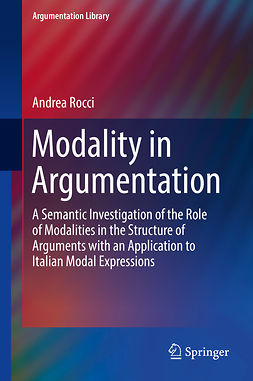 Rocci, Andrea - Modality in Argumentation, ebook