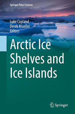 Copland, Luke - Arctic Ice Shelves and Ice Islands, ebook