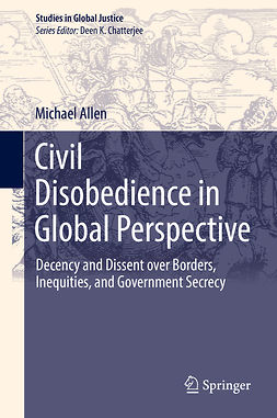 Allen, Michael - Civil Disobedience in Global Perspective, e-bok